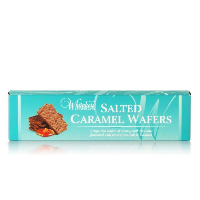 Wafer Thins cu caramel