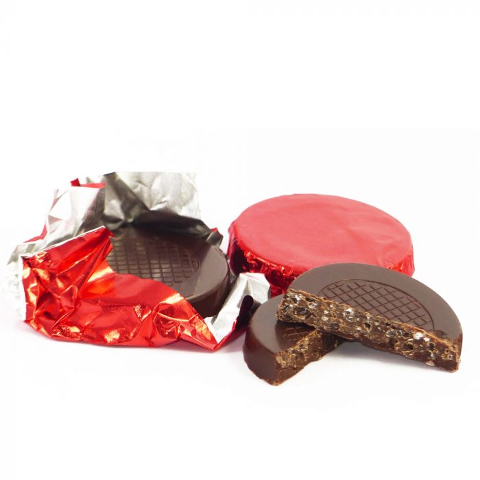 ciocolata-neagra-crocanta-ghimbir-staniol-rosu