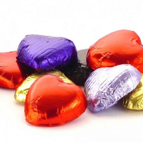 Inimi de ciocolată